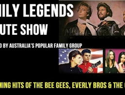 Family Legends Tribute Show