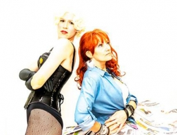 Cyndi Lauper And Madonna Tribute