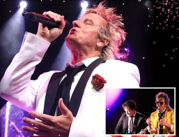Sydney Rod Stewart Tribute Show