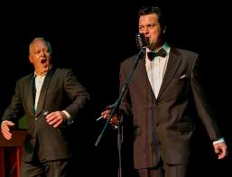 Sydney Rat Pack Tribute Duo